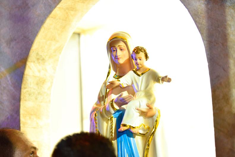 Our Lady of Katunayake's Shrine, Sri Lanka