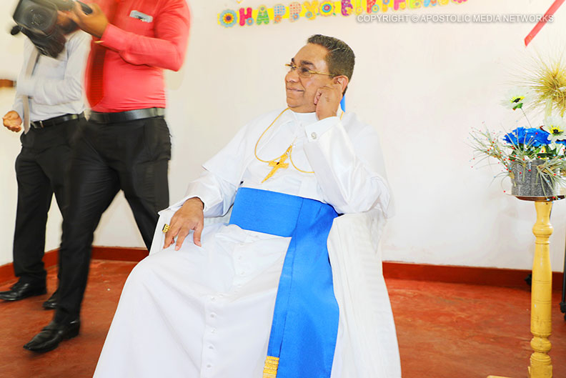 His Holiness Rohan Lalith Aponso