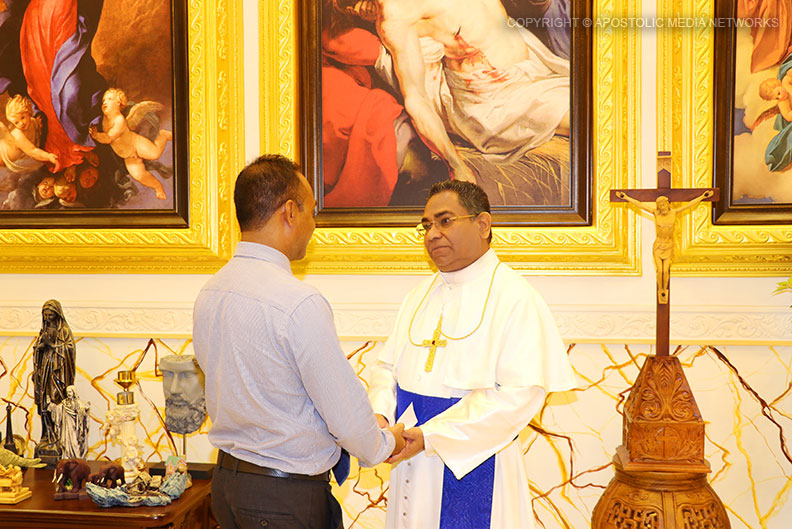 Holy Apostle of Sri Lanka
