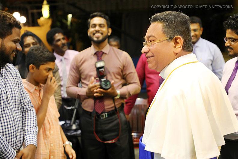 Apostle of Sri Lanka