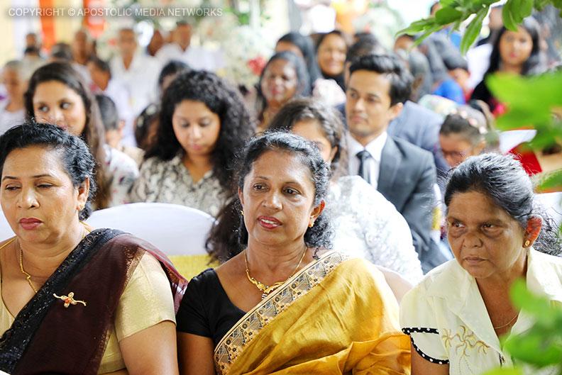 Spiritual Leader in Sri Lanka