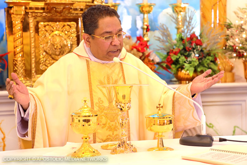 His Holiness Rohan Lalith Aponso The Apostolic Father